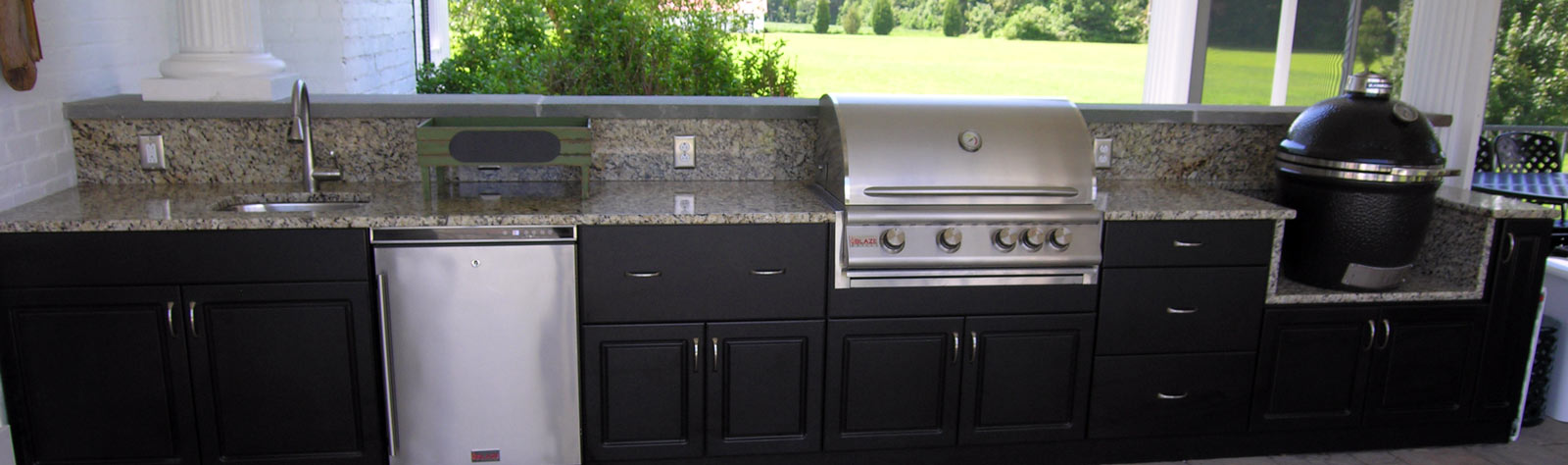 Outdoor Kitchen Creations | Richmond, VA - Your Complete Outdoor ...