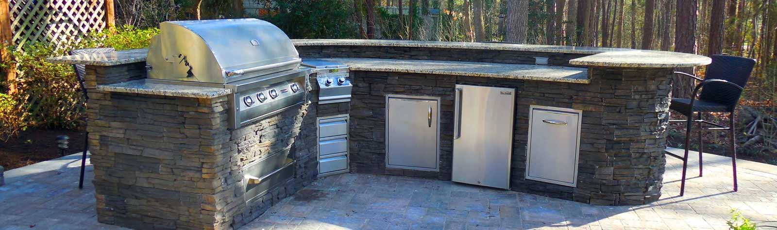 Outdoor Kitchen Creations   Richmond, VA   Your Complete Outdoor Kitchen  Destination